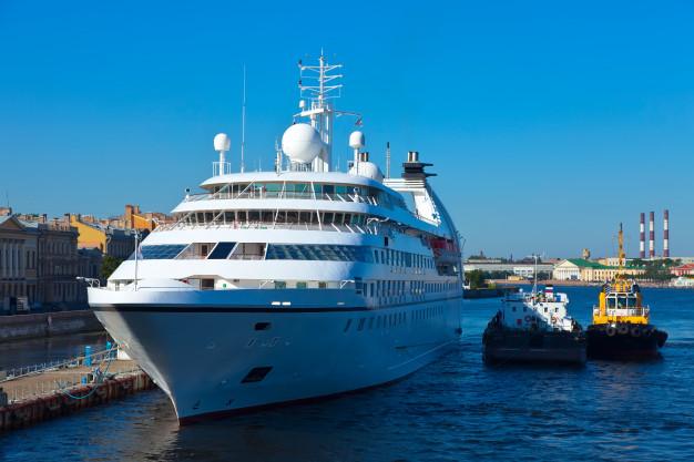 Przewóz pasażerów statkiem morskim