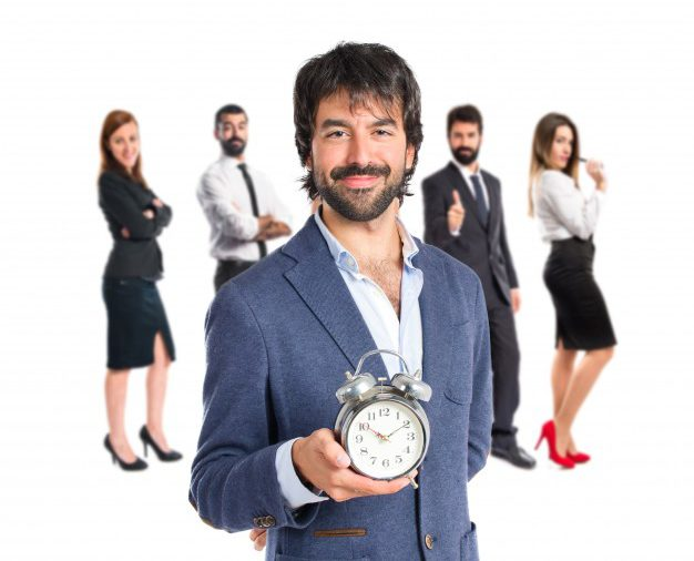 Czas pracy pracownika w ruchu ciągłym